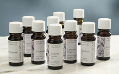 Essential Oils at Herban Wellness